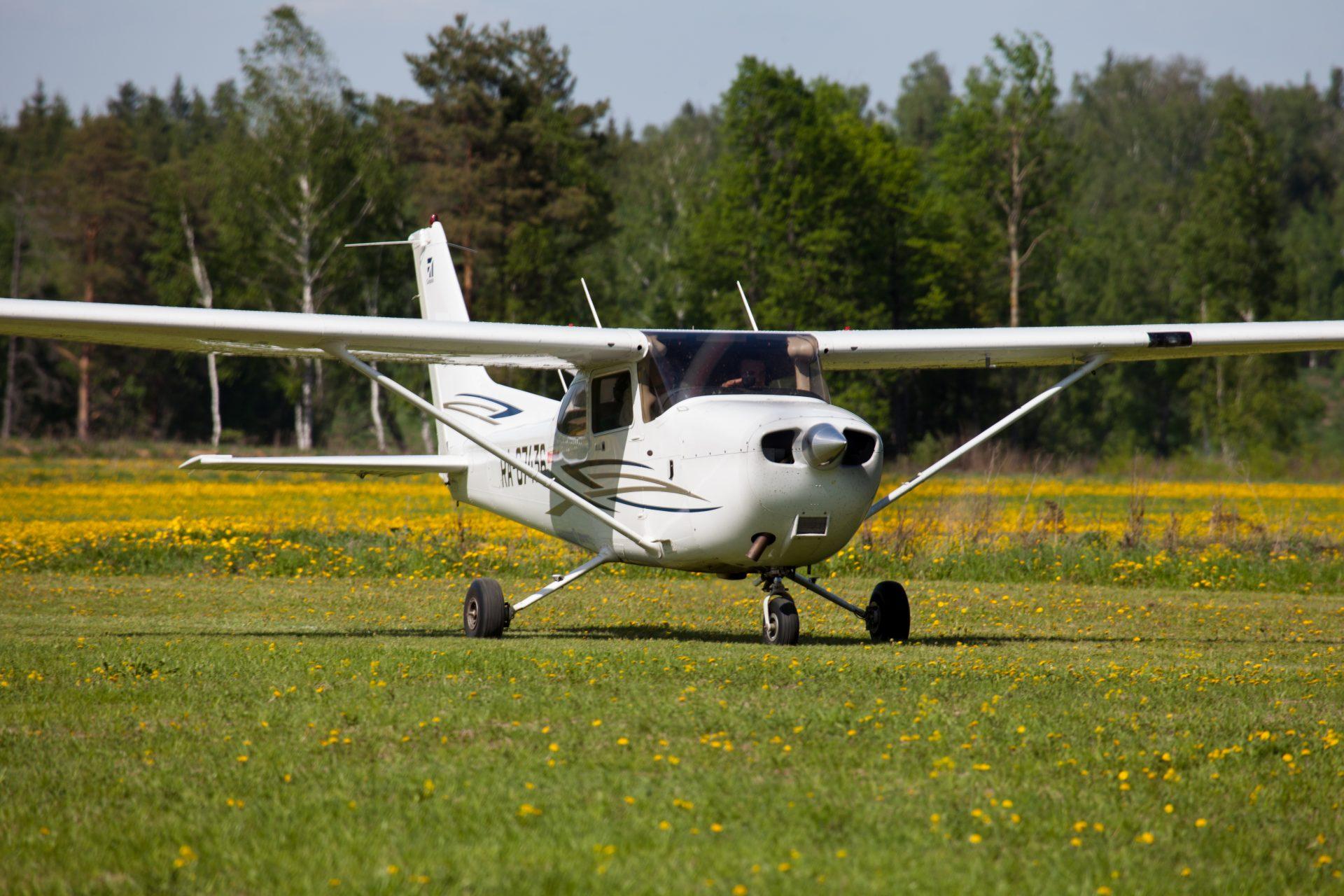 Pilotem na zkoušku z letiště Ostrava - Mošnov - let s letadlem ... 5ed6ec81ec