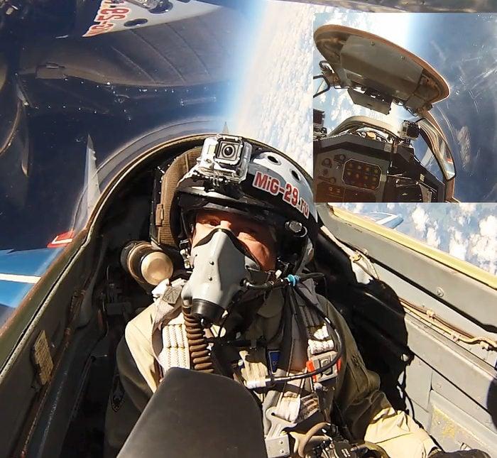 MiG-29 flights13