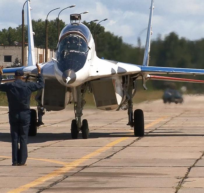 MiG-29 flights191