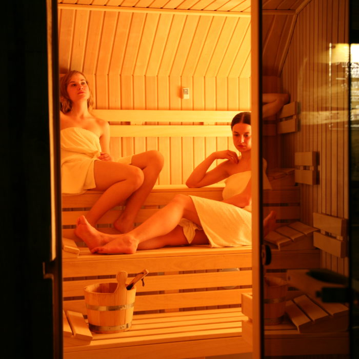 5 typů saun