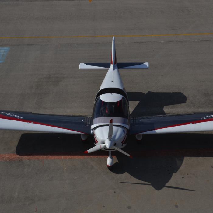 Pilotem na zkoušku z letiště Ostrava - Mošnov - let se sportovním letadlem  ALTO 912TG - Svět Radovánek d8df8c88bd