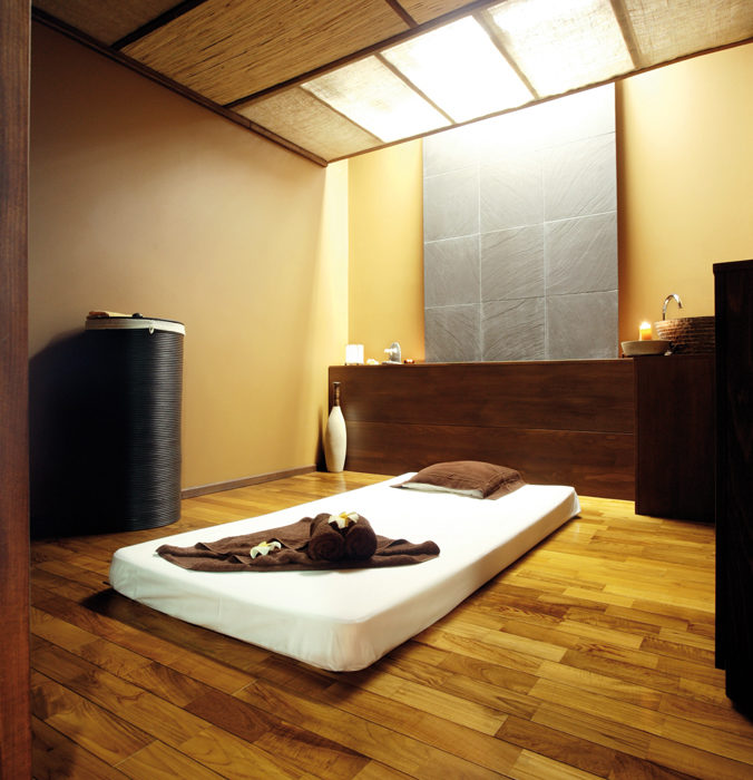 TAWAN thai massage Rezidence Vysehrad-room
