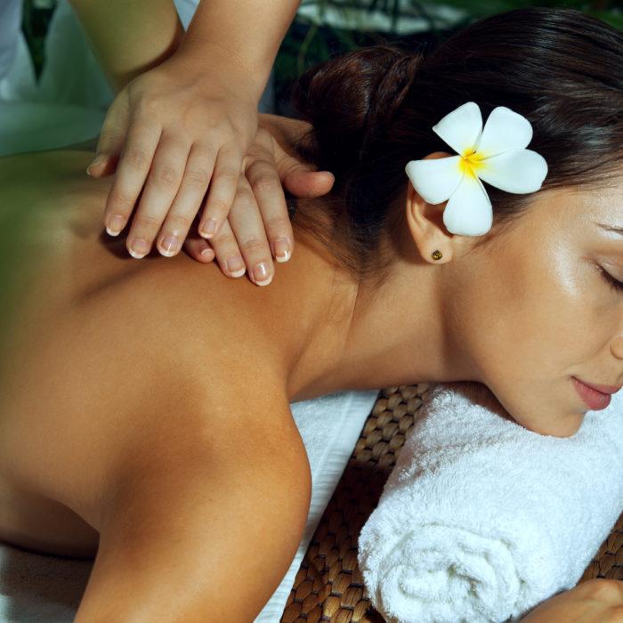 Svět radovánek masáž