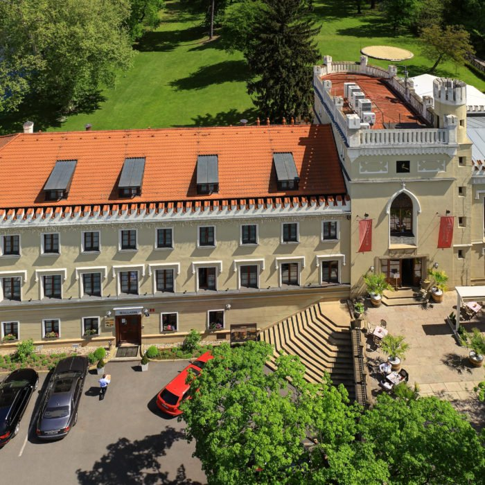 Hotel CHATEAU ST. HAVEL**** PRAGUE 2013