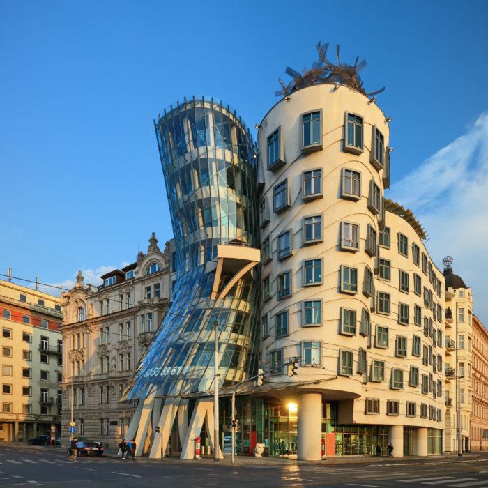Praha – TANČÍCÍ DŮM – 2016-04