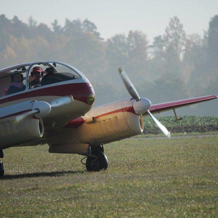 Firma-na-zážitky-Svět- Radovánek-Let-historickým letadlem